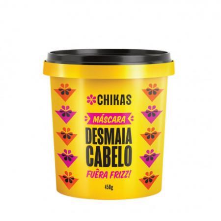 Chikas Desmaia Cabelo - Mascara 450g