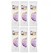 Clear Anti Caspa Hidratação Intensa Shampoo 400ml C/6