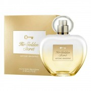 CÓPIA - Her Golden Secret Antonio Banderas Eau de Toilette - Perfume Feminino 30ml