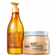 Kit Loréal Professionnel Shampoo + Máscara Nutrifier 500ml