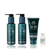 SHRD Nutra-Therapy Shampoo+Condicionador 100ml+Mascara 70ml+Luminous Elixir 25ml