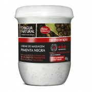 Creme De Massagem Pimenta Negra Dagua Natural 650G