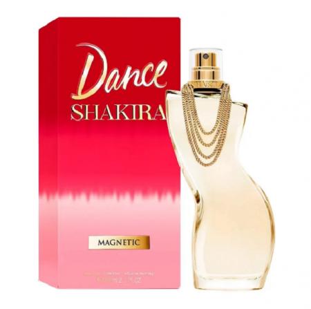 Dance Shakira Magnetic Deo Colonia Perfume Feminino 80ml
