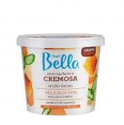 Depil Bella Cera de Microondas Mel e Aloe Vera - 100g