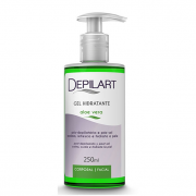 Depilart Gel Hidratante Aloe Vera 250ml