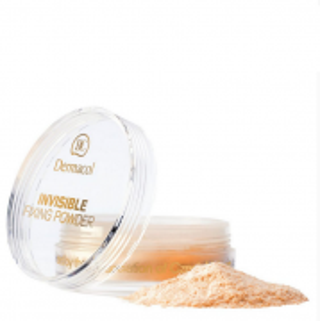Dermacol Invisible Fixing Powder - Natura 13g