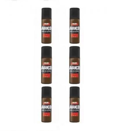 Desodorante Spray Avanço Original 85ml C/6 Unidades