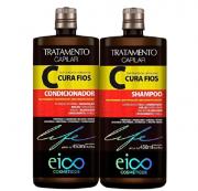 Eico Cura Fios Duo (Shampoo+Cond 1L)