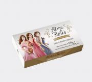 Estojo Alma de Flores Alma de Mulher Linha Especial com 3 Sabonetes - 390g