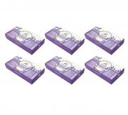 Estojo Lavanda com 3 Sabonetes - 390g C/6