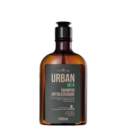Farmaervas Urban Men Antioleosidade - Shampoo 240ml