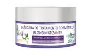 Flores & Vegetais Blond Matizante Máscara 250g
