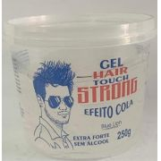 Gel Hair Touch Strong Efeito Cola 250g
