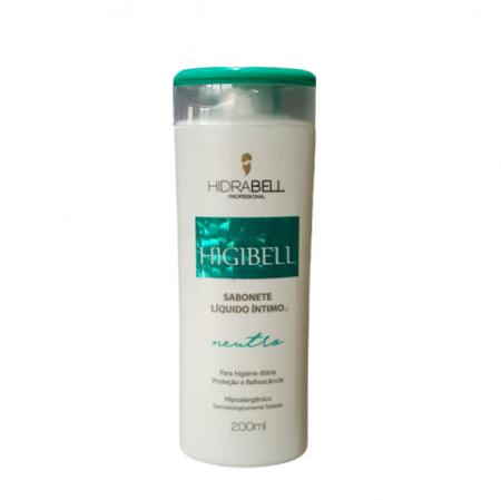 Hidrabell Higibell Sabonete Intimo Neutro - 200ml