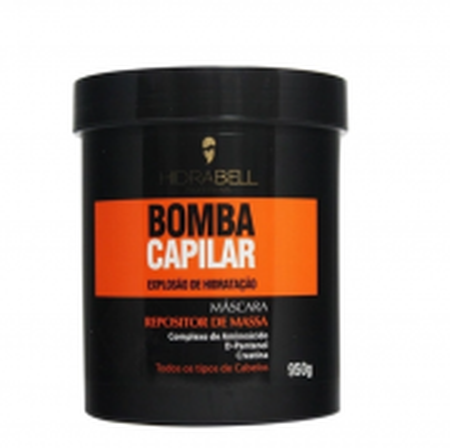 Hidrabell Máscara Bomba Capilar 950g