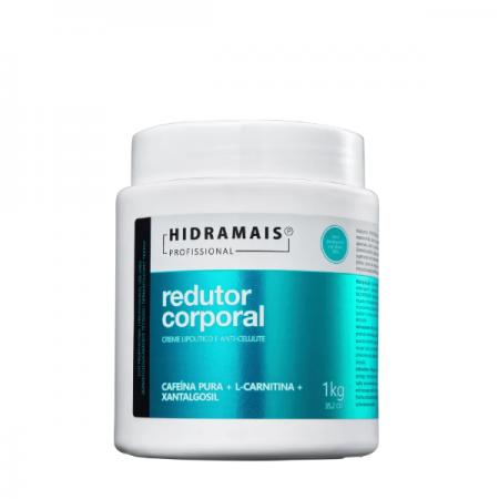 Hidramais Redutor Corporal - Creme de Massagem 1000g