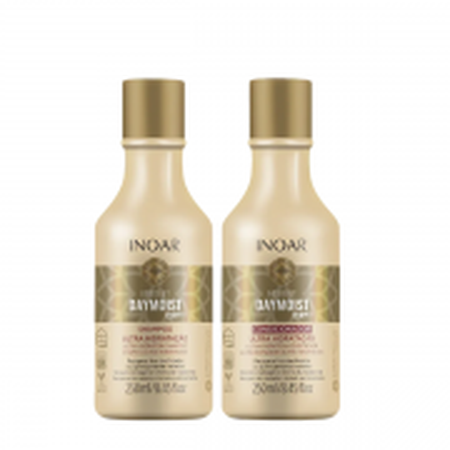 Inoar Absolut DayMoist CLR- Shampoo+Condicionador 250ml