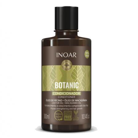 Inoar Botanic Oleo de Ricino Condicionador 300ml