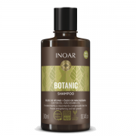 Inoar Botanic Oleo de Ricino Shampoo 300ml
