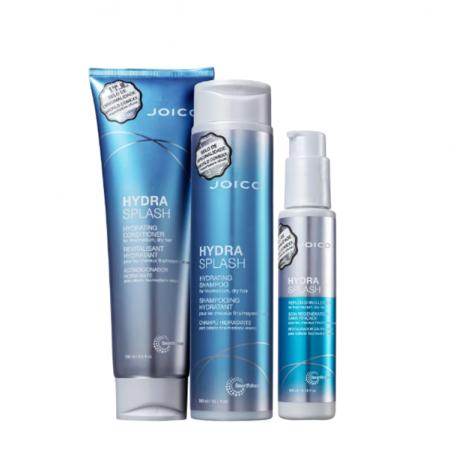 Joico Hydra Splash Smart Release - Shampoo 300ml+Condicionador 250ml+Leave-in 100ml