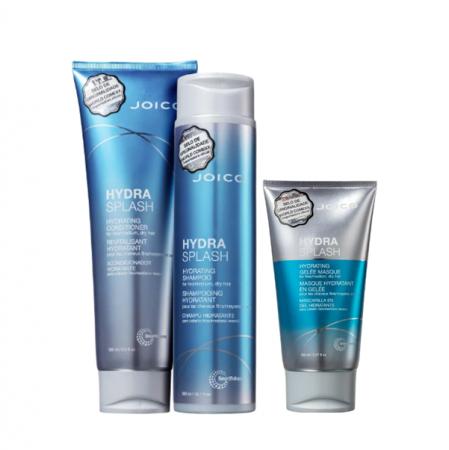 Joico Hydra Splash Smart Release - Shampoo 300ml+Condicionador 250ml+Mascara 150ml