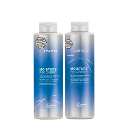 Joico Moisture Recovery Smart Release - Shampoo 1L+Condicionador 1L