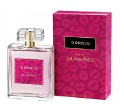 Juliana Paes O Desejo - Perfume Feminino 100ml
