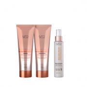K Pro Regener Shampoo+Condicionador 240ml+Balm Leave-in 120g