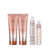 K Pro Regener Shampoo+Condicionador 240ml+Balm Leave-in 120g+Lipidium Oil 60ml