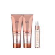 K Pro Regener Shampoo+Condicionador 240ml+Lipidium Oil 60ml