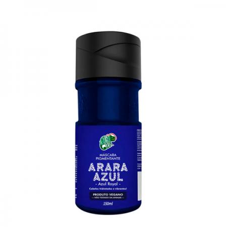Kamaleao Color Mascara Pigmentadora Vegana - Arara Azul 150ml