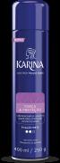 Karina Hair Spray Força & Proteção Fixação Forte 400ml