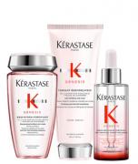 Kérastase Genesis Bain kit com 3 produtos