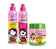 Kids Cacheados Kit Sh + Cond + Masc Bio Extratus