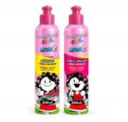 Kids Cacheados Shampoo + Condicionador 240ml Bio Extratus