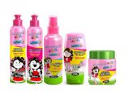 Kit Bio Extratus Kids 5 produtos