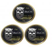 KIT Black Fix Soft Efeito Matte 150g - 3 UNIDADES