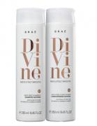 Kit Braé Divine Shampoo e Condicionador 250ml