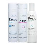 Kit Cadiveu Professional Detox Home Care - Suco Verde