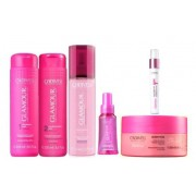 Kit Cadiveu Professional Glamour Glossy Rubi - Completíssimo