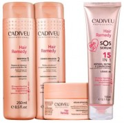 Kit Cadiveu Professional Hair Remedy - Completo