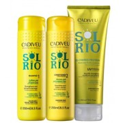 Kit Cadiveu Professional Sol do Rio Home Care
