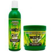 Kit Crece Pelo Shampoo 370ml + Máscara 454g