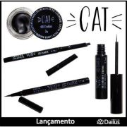 Kit Delineadores CAT Dailus Color + GANHE uma necessaire