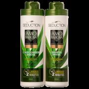 Kit Eico - Amo Babosa Shampoo 800ml+Condicionador 800ml