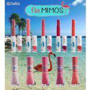 Kit Flamimos Coleção Batons + Esmaltes Dailus Color