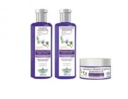 Kit Flores & Vegetais Shampoo e Condicionador + Máscara Matizador Blond