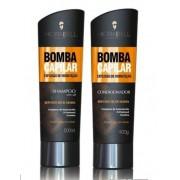 Kit Hidrabell Bomba Capilar - Shampoo e Condicionador