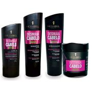 Kit Hidrabell Cabelo Liso Abacate (4 Produtos)
