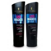 Kit Hidrabell Liso Mágico - Shampoo e Condicionador